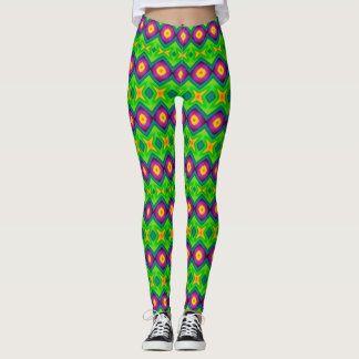 Daring Jungle Fever Leggings