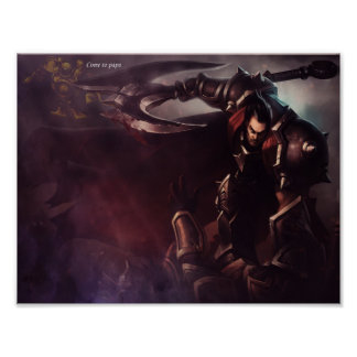 Darius & Blitzcrunk poster