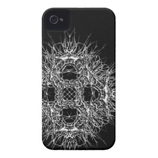 dark 666 Case-Mate iPhone 4 case