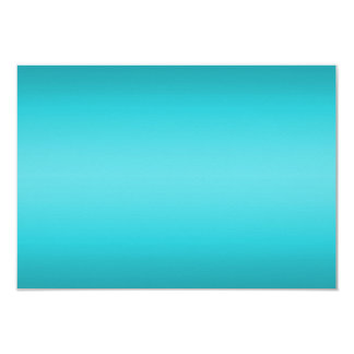 Dark and Light Aqua Blue Gradient - Turquoise Card
