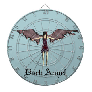 dark angel dartboard