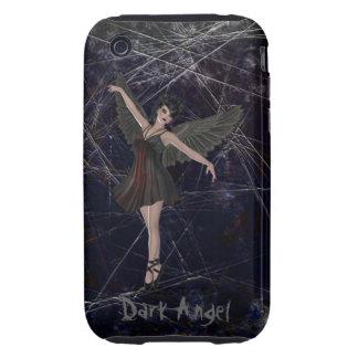 Dark Angel Gothic iPhone 3 Case