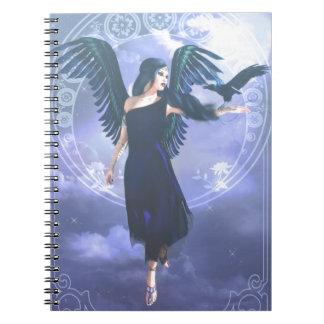 Dark Angel Notebook