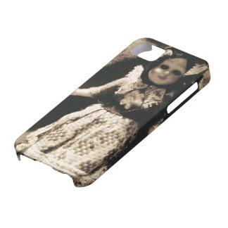 dark art doll phone case
