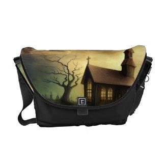 Dark Art Messenger Bag