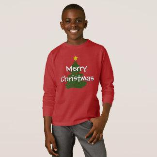 Dark Autism Christmas Kids Shirt