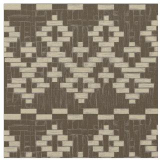 Dark Basket Fabric