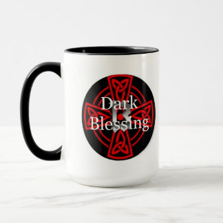 Dark Blessing Coffee cup