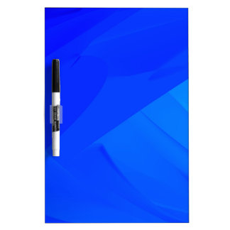 Dark Blue Backdrop Dry Erase Board