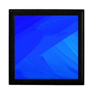 Dark Blue Backdrop Gift Box