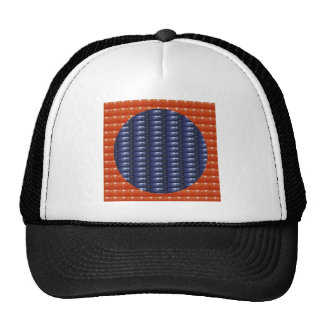 DARK BLUE CRYSTAL ENERGY for you to GIFT Trucker Hat