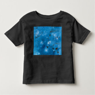 Dark Blue Marble Splat Toddler T-shirt