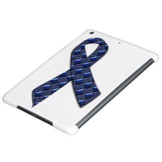 Dark Blue Metallic iPad Air Covers