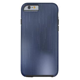 Dark Blue Mettalic Tough iPhone 6 Case