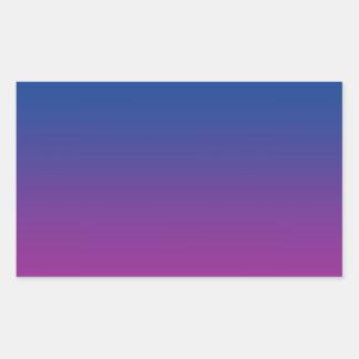 Dark Blue & Purple Ombre