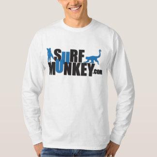 Dark blue - Surf Munkey billboard design #2 T-Shirt