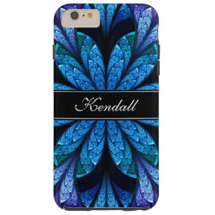 Dark Blue Tough iPhone 6 Plus Case