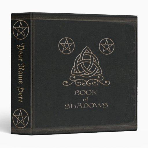 Dark Book of Shadows Binders