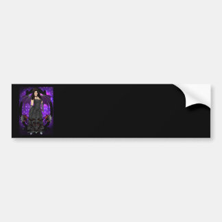 Dark Bride Bumper Sticker