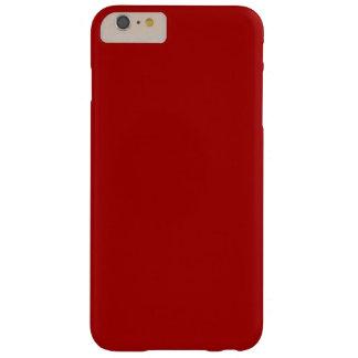 Dark Candy Apple Red Slim iPhone 6 PLUS Case