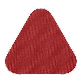 Dark Candy Apple Red Speaker