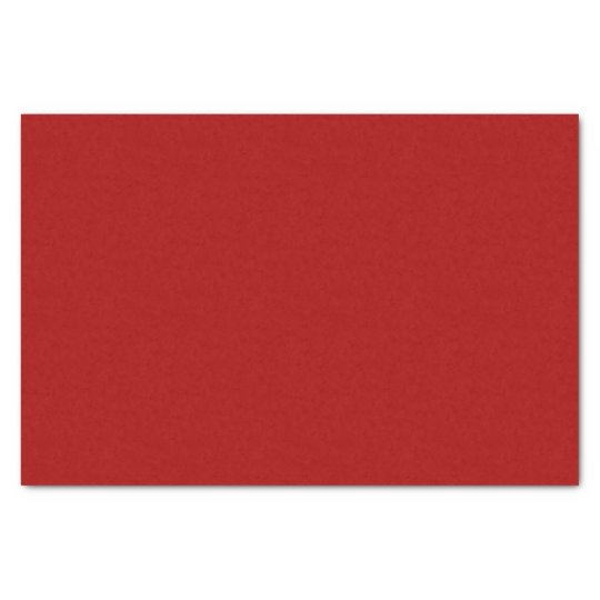 Dark Candy Apple Red Tissue Paper
