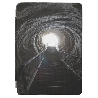 Dark Cave Tunnel iPad Air Cover