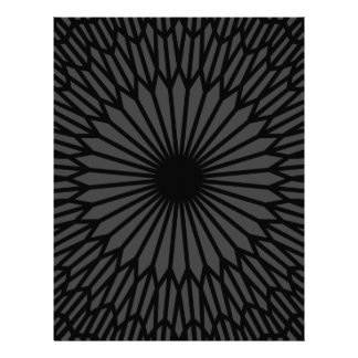 Dark Chakra Custom Letterhead