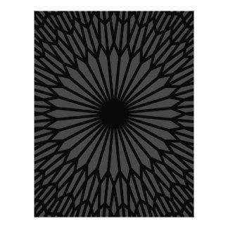 Dark Chakra Letterhead