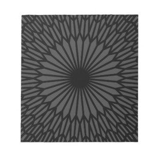 Dark Chakra Notepad