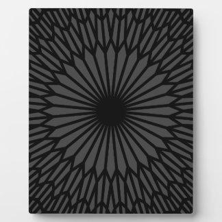 Dark Chakra Plaque