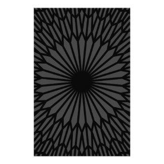Dark Chakra Stationery