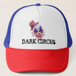 Dark Circus Halloween Trucker Hat