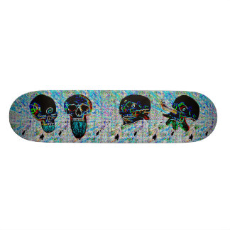 Dark City Skateboard Decks