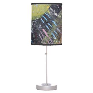 Dark City Table Lamp