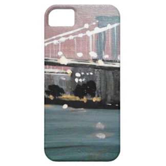 Dark CityScape iPhone 5 Case
