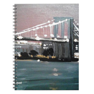 Dark CityScape Notebooks