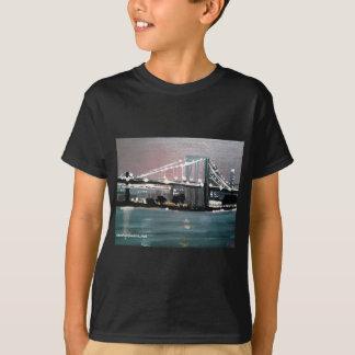 Dark CityScape T-Shirt