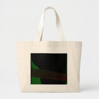 Dark Club Background Large Tote Bag