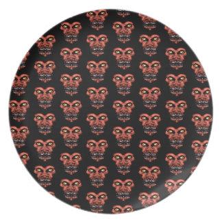 Dark Conversational Pattern. Plates