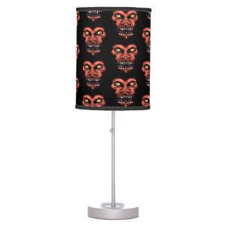 Dark Conversational Pattern. Table Lamp