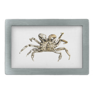 Dark Crab Photo Belt Buckles