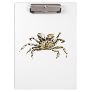 Dark Crab Photo Clipboard