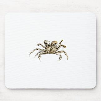 Dark Crab Photo Mouse Pad