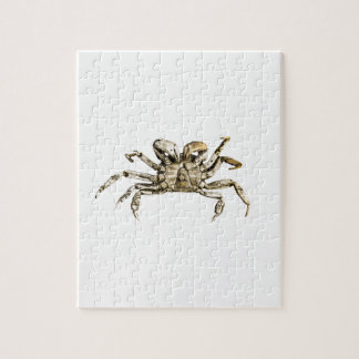 Dark Crab Photo Puzzle