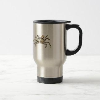 Dark Crab Photo Travel Mug