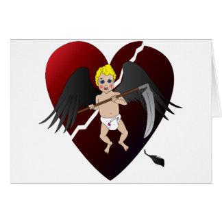Dark Cupid - card