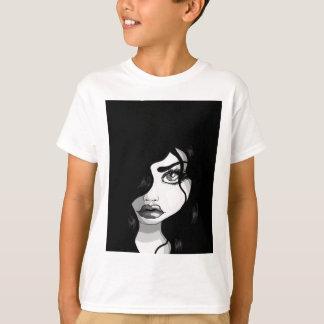Dark curls T-Shirt