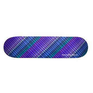 Dark Curtain Skate Board