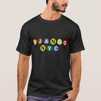 Dark Django NYC Shirt + I ♥ Django